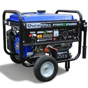 DuroMax XP4400EH DuroMax XP4400EH Dual Fuel Portable Generator Review