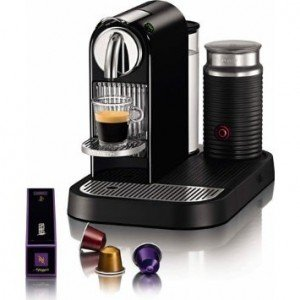 Nespresso D121-US-BK-NE1 Citiz Espresso
