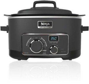 ninja 3 in 1 mc703 slow cooker review houseandgardentech. Black Bedroom Furniture Sets. Home Design Ideas
