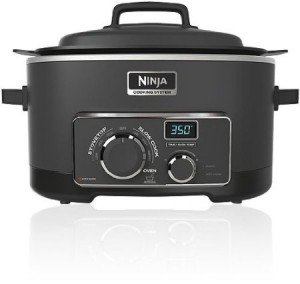 ninja mc703 300x284 Ninja 3 in 1 MC703 Slow Cooker Review