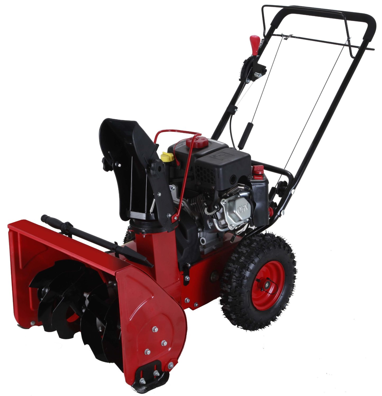 Power Smart Snow Blower : Power smart db review houseandgardentech