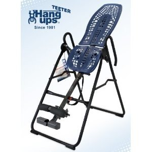 Teeter Hang Ups FIT 200 Inversion Table with FitFlex Bed 300x300 Teeter Hang Ups FIT 200 w/ FitFlex Bed Review