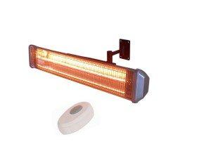 Urban Heater 100 Wall Mount Indoor Outdoor Infrared