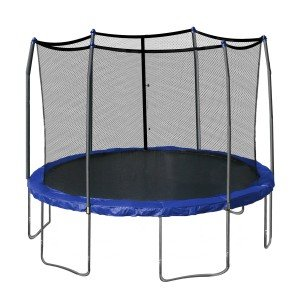 Skywalker Trampolines 12-Feet Round Trampoline and Enclosure