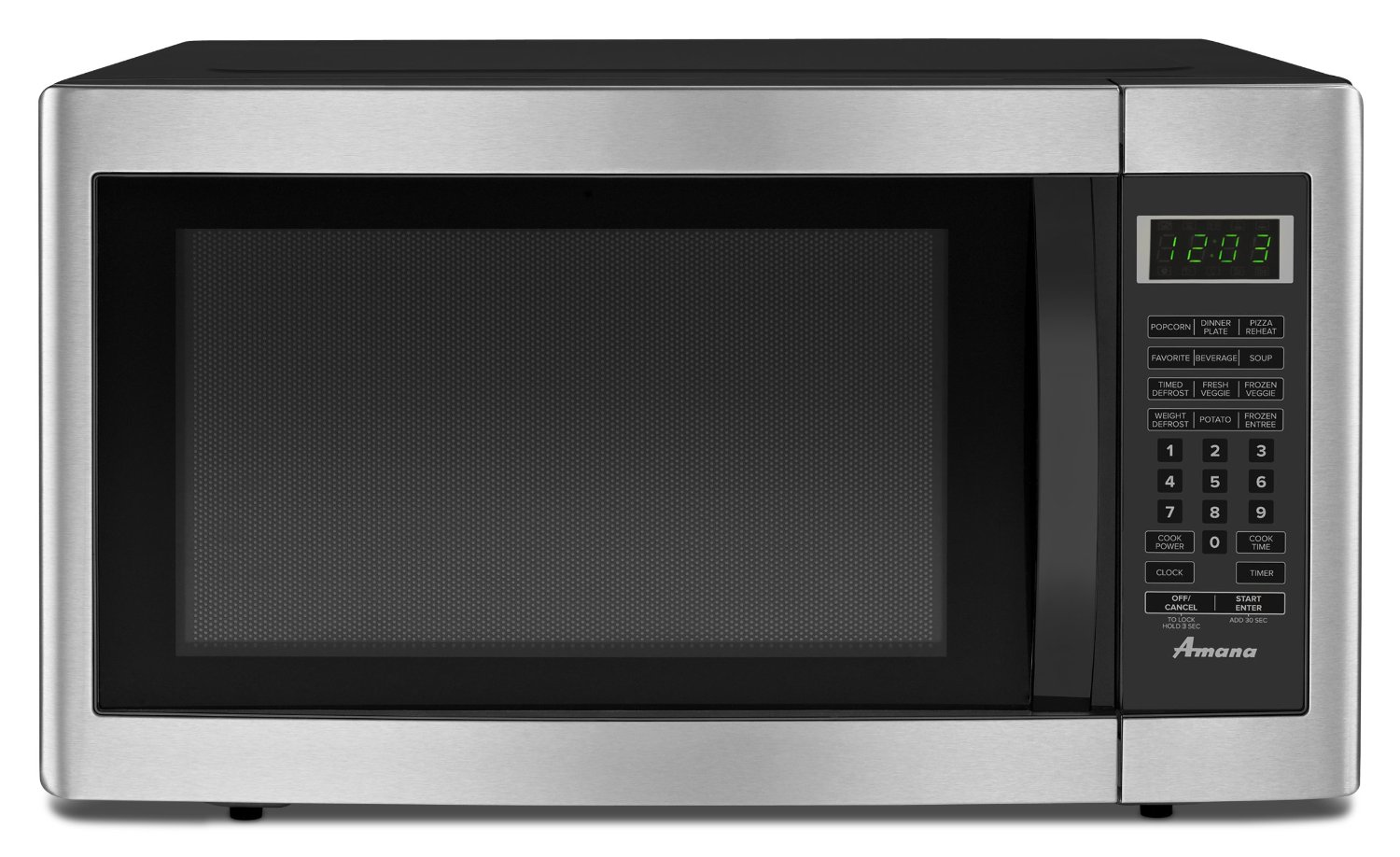 Amana 1.6 cu. ft. Countertop Microwave Oven