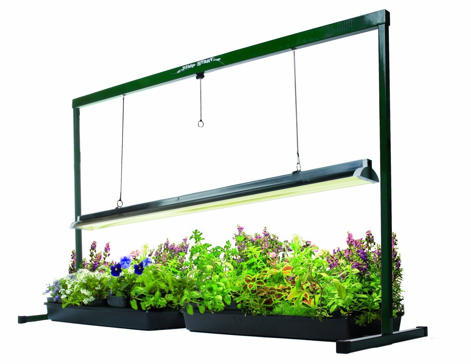 Hydrofarm JSV4 4-Foot Jump Start T5 Grow Light Review ...