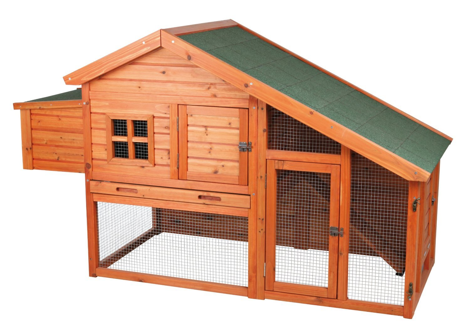 TRIXIE Pet Products Chicken Coop With a View Review ...