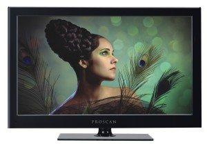 """Proscan PLED4274A 42"""" Slim 1080p LED HDTV"""