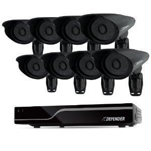 Defender 21116 PRO Sentinel 16-CH & 8 600TVL Cameras