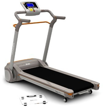 Yowza Fitness Lido Treadmill with IWM Review