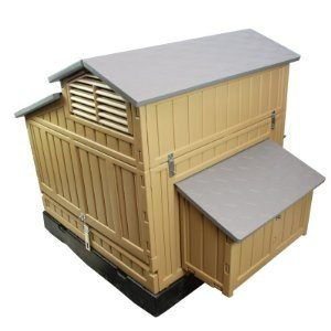 Formex Snap Lock Chicken Coop - an outstanding value!