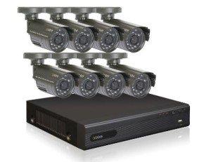 Q See Qt5716 8e3 1 16 Channel 960h Dvr Surveillance System