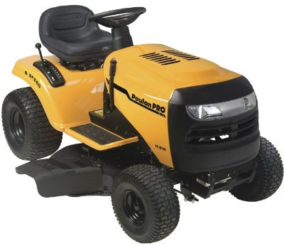 Poulan Pro PB17542LT 6-Speed Lawn Tractor Review