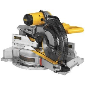 DEWALT DWS782 Miter Saw - powerful yet compact and lightweight.
