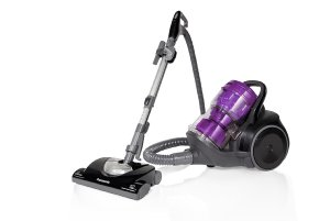 Panasonic MC-CL935 JetForce Bagless Canister Vacuum Review