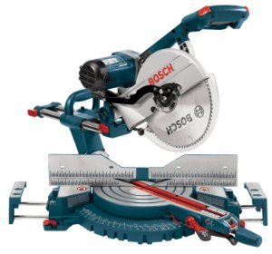 Bosch 5312 Slide Compound Miter Saw Review