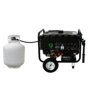 DuroStar DS4400EHF Hybrid - dual fuel capability
