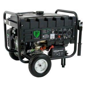 DuroStar DS4400EHF Hybrid - a highly versatile portable generator