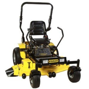 STANLEY 54ZSG3 Zero-Turn Mower Review