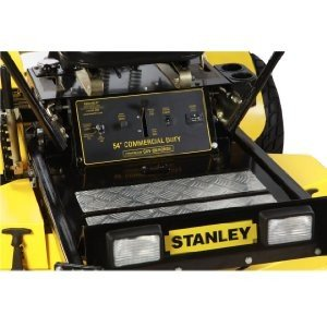 STANLEY 54ZSG3 Zero-Turn Mower - a highly maneuverable tank of a riding mower!