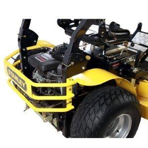 STANLEY 54ZSG3 Zero-Turn Mower - High Tech Kawasaki Engine.