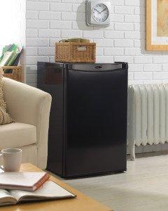 Danby Designer DAR044A1BDD Compact Refrigerator - the perfect home, office or dorm refrigerator!
