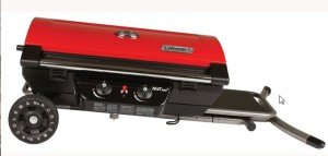 The Coleman NXT 2000012520 Portable Grill brings massive power yet is supremely portable.