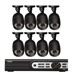 Buy the QT5716-8E3-1 16 Channel 960H DVR Surveillance System!