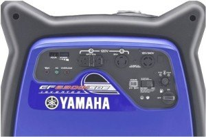 The Yamaha EF6300iSDE supports both 120 volt and 240 volt appliances.