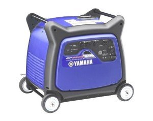The Yamaha EF6300iSDE - Honda quality without the Honda price tag!