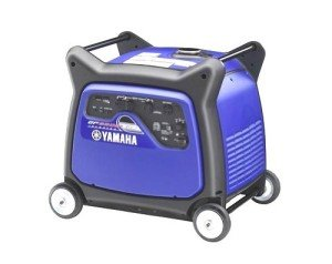 Yamaha EF6300iSDE - tons of clean power for a variety of uses.
