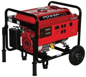 PowerPro 56405 Portable Generator Review