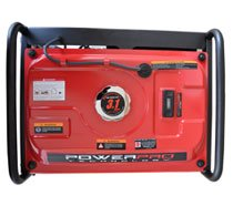 Top view of PowerPro 56405 Portable Generator