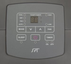 SPT WA-8070E Digital Control Panel