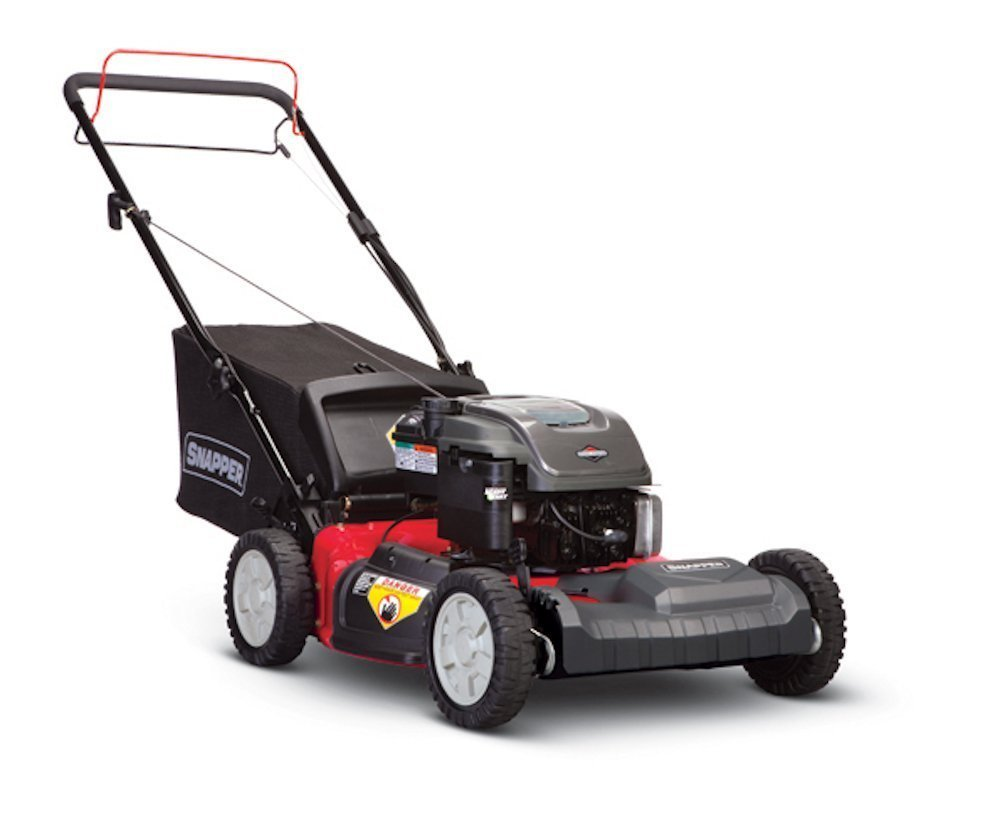 Snapper Sp60 21 Inch Push Lawn Mower Review